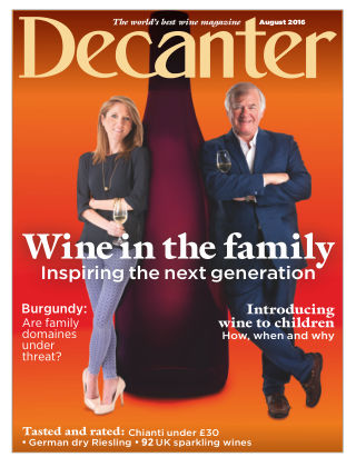 Decanter August 2016