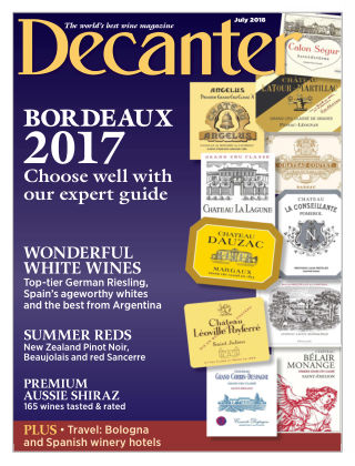 Decanter Jul 2018
