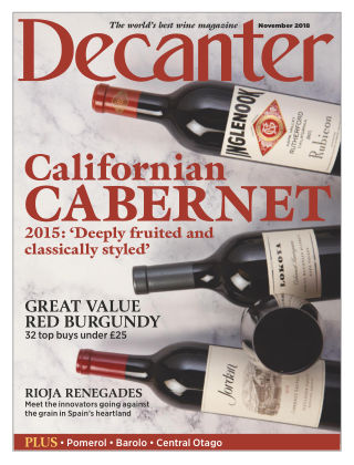 Decanter Nov 2018
