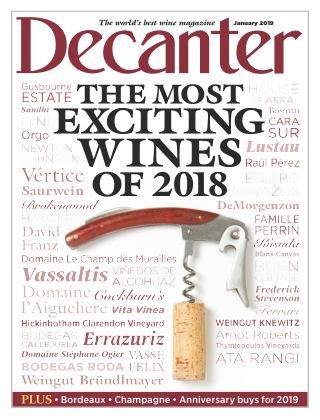 Decanter Jan 2019