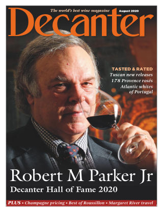 Decanter August 2020