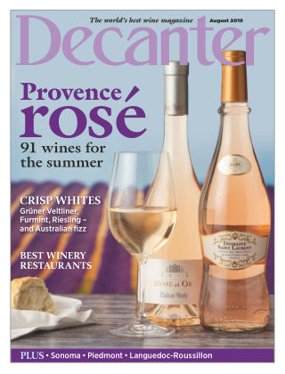 Decanter August 2019