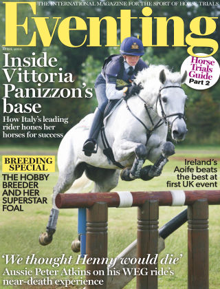 Eventing April 2014