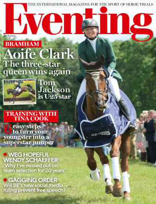 Eventing July 2014