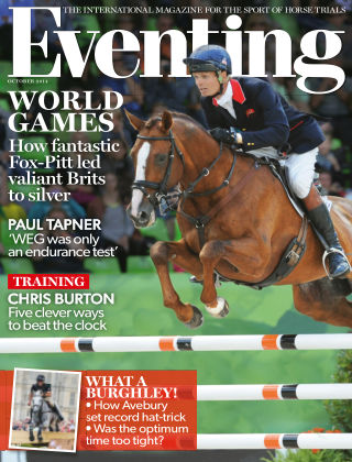 Eventing October 2014