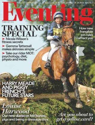 Eventing February 2015