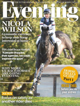 Eventing March 2015