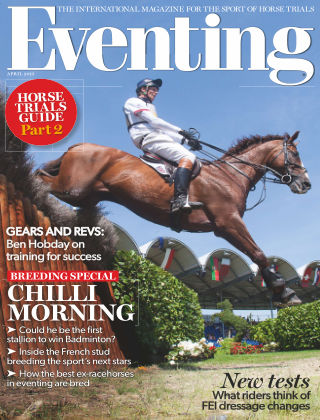 Eventing April 2015