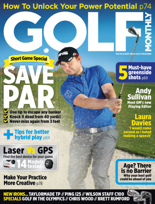 Golf Monthly April 2014