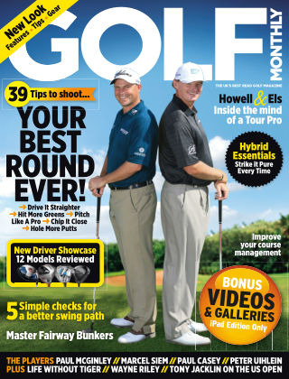 Golf Monthly July 2014