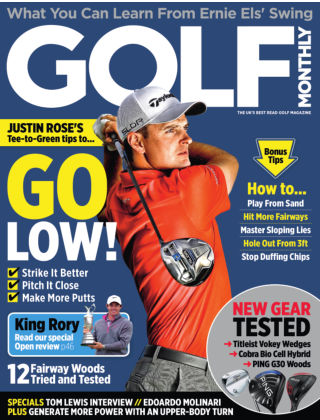 Golf Monthly September 2014