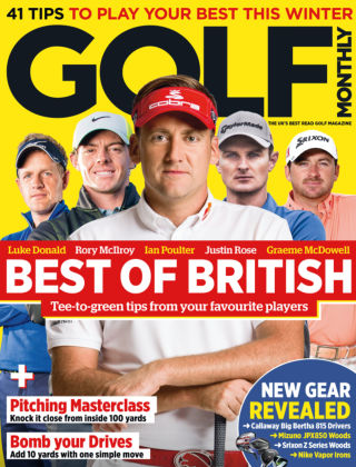 Golf Monthly December 2014