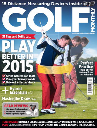 Golf Monthly February 2015