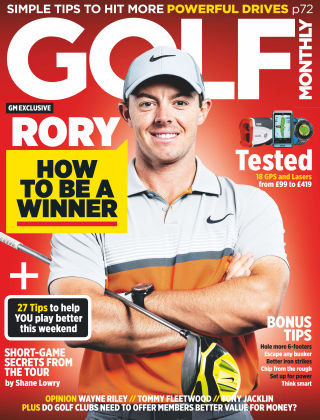 Golf Monthly August 2015