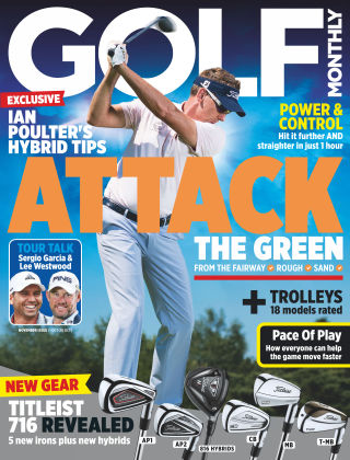 Golf Monthly November 2015