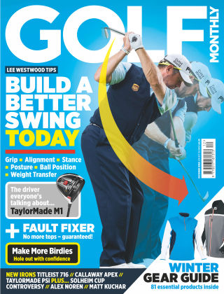 Golf Monthly December 2015
