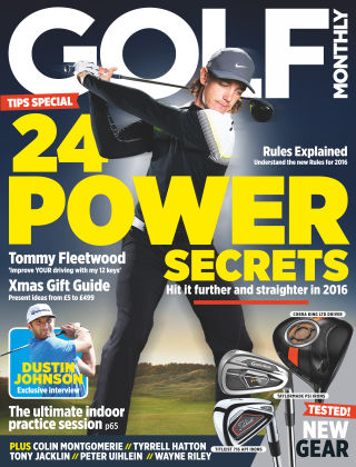 Golf Monthly January 2016