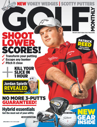 Golf Monthly April 2016