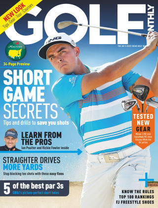 Golf Monthly May 2016