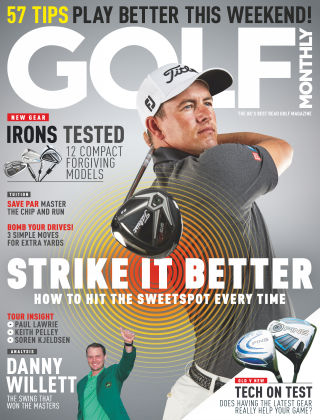 Golf Monthly July 2016