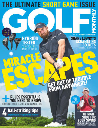 Golf Monthly August 2016
