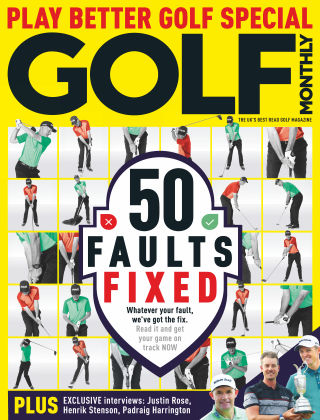 Golf Monthly September 2016
