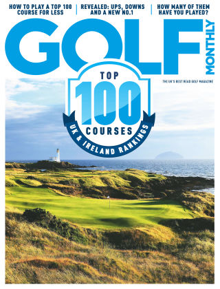 Golf Monthly January 2017