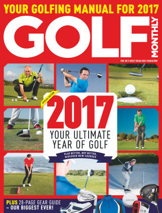 Golf Monthly February 2017