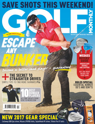 Golf Monthly March 2017