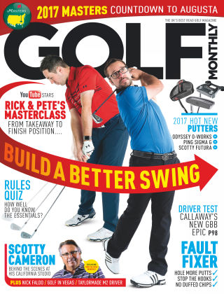 Golf Monthly April 2017