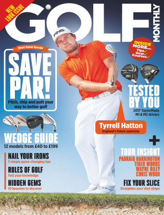 Golf Monthly Jun 2017
