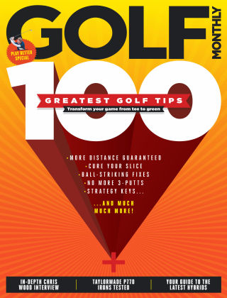 Golf Monthly Jul 2017