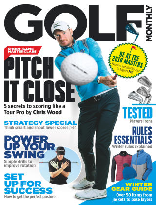 Golf Monthly Dec 2017