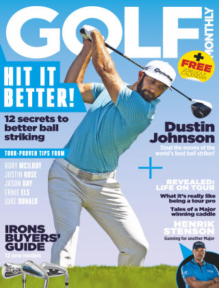 Golf Monthly Jan 2018