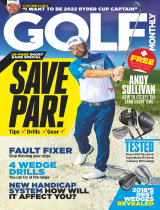 Golf Monthly May 2018
