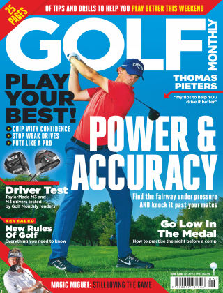 Golf Monthly Jun 2018