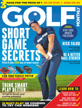 Golf Monthly Jul 2018