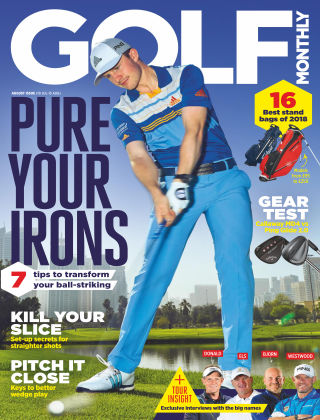 Golf Monthly Aug 2018