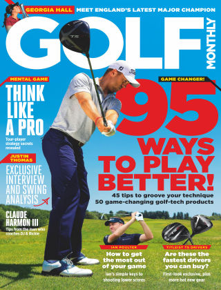 Golf Monthly Oct 2018