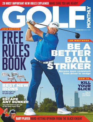 Golf Monthly Dec 2018