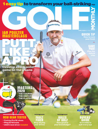 Golf Monthly Apr 2020