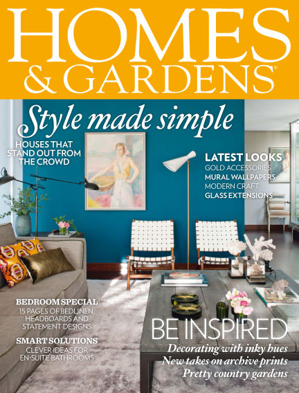Homes and Gardens - UK May 01, 2014 00:00