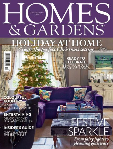 Homes and Gardens - UK December 05, 2013 00:00