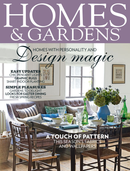 Homes and Gardens - UK April 03, 2014 00:00