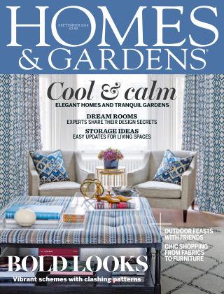 Homes and Gardens - UK September 2014