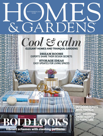 Homes and Gardens - UK August 28, 2014 00:00