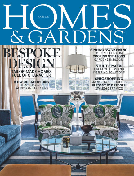 Homes and Gardens - UK April 02, 2015 00:00