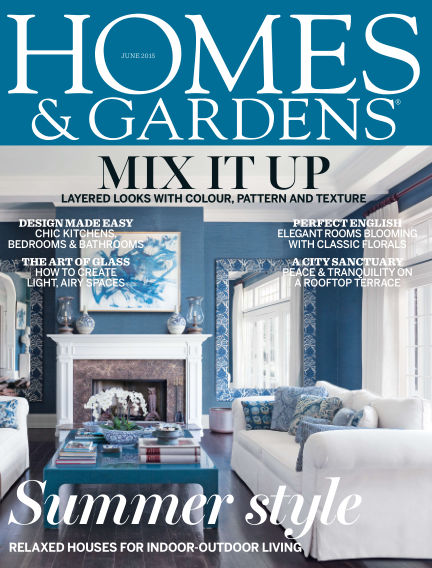 Homes and Gardens - UK June 04, 2015 00:00