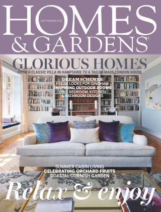 Homes and Gardens - UK September 2015