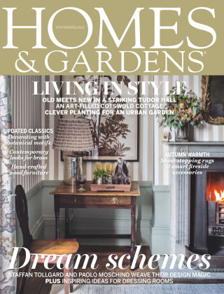 Homes and Gardens - UK November 2015